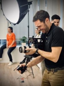Tournage ADN Films Nicolas Douce